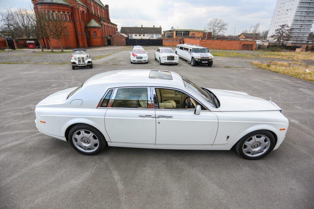 Rolls Royce Hire Llandudno