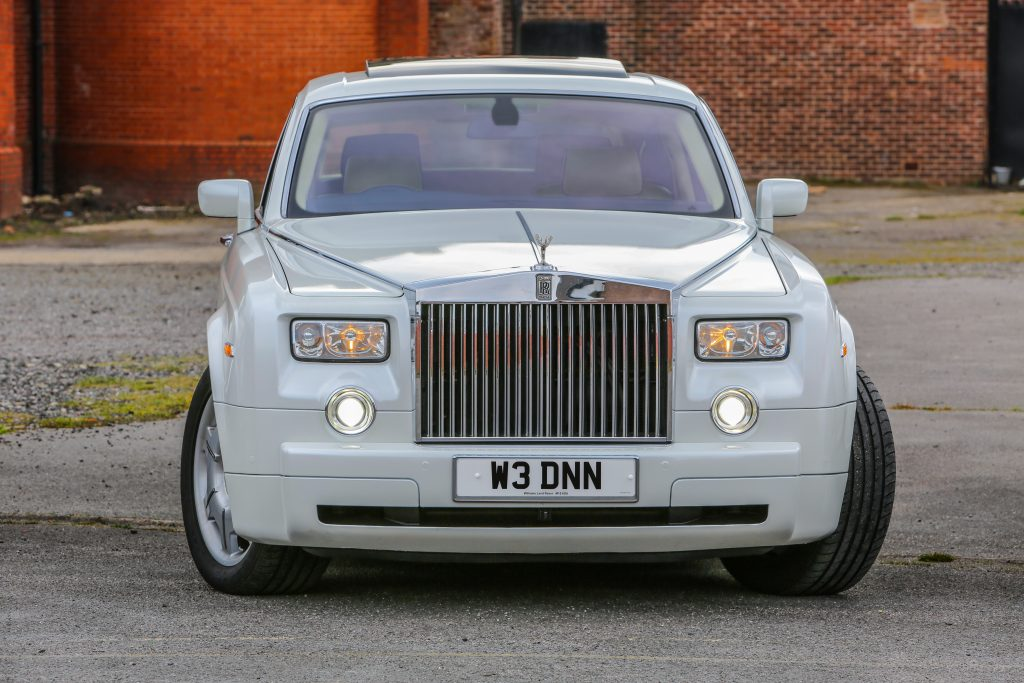 Rolls Royce Hire North Wales