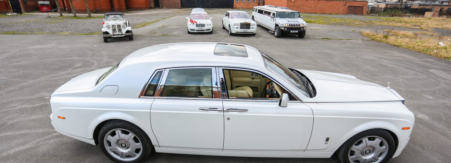 Wedding Cars For Hire North Wales