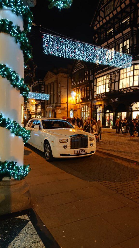 Rolls Royce Hire Bangor