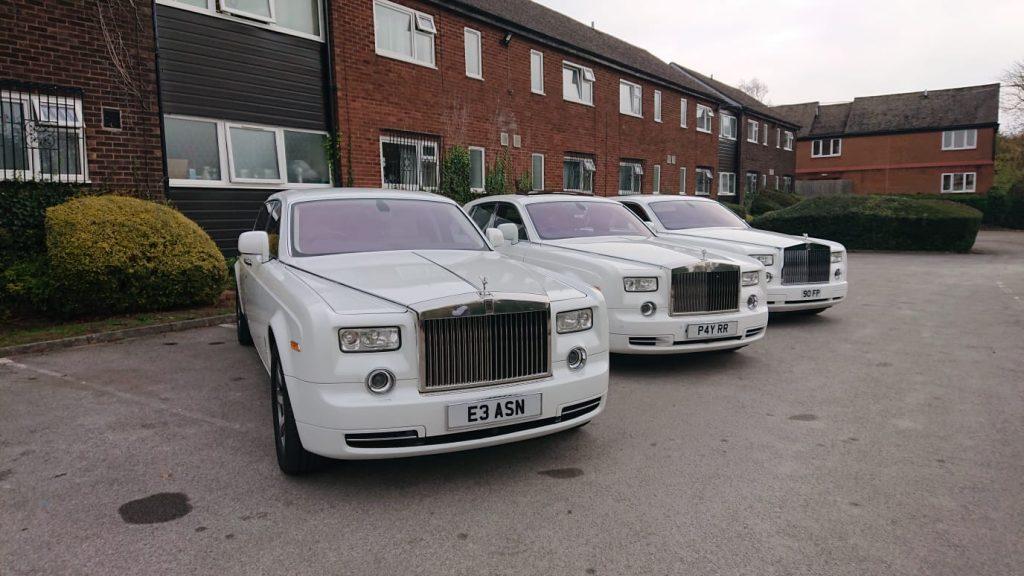 Rolls Royce Hire Rhyl