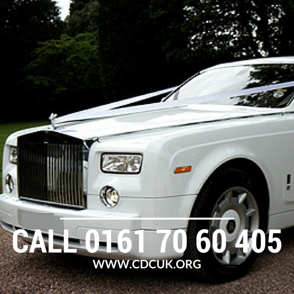 wedding cars wrexham