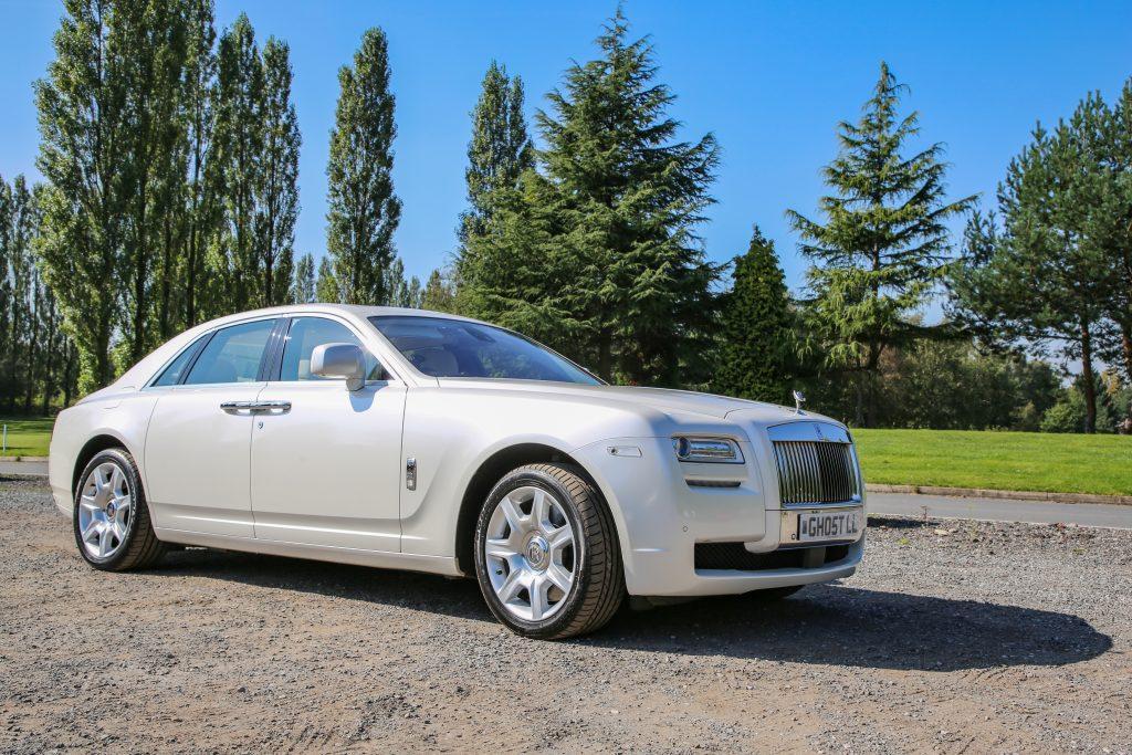 Rolls Royce Hire Pwllheli