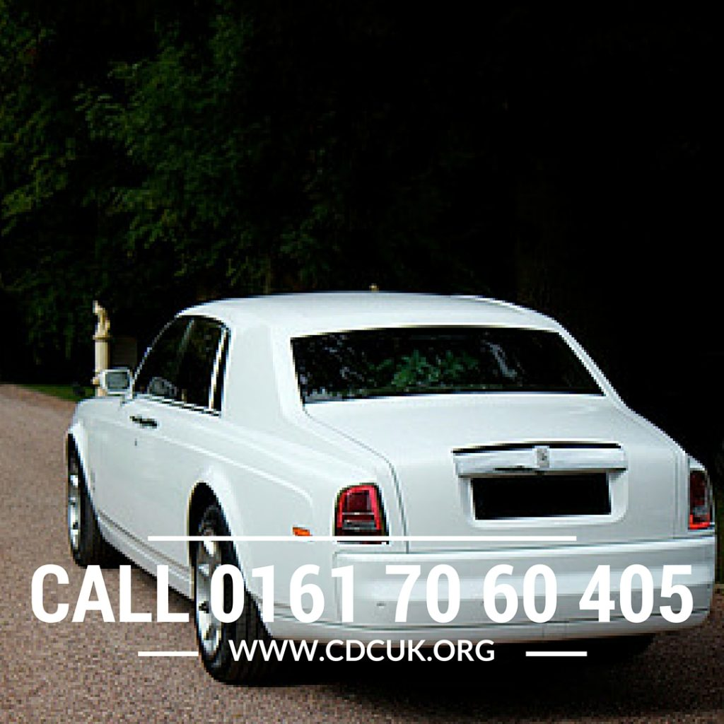 Wedding Cars Llandudno