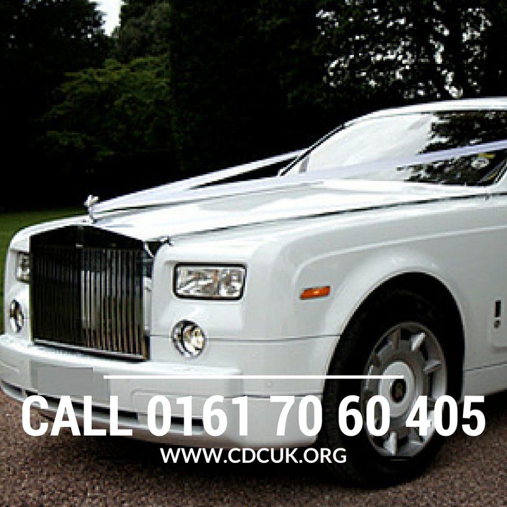 Wedding Car Hire Aberystwyth